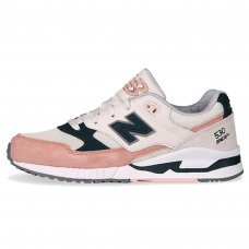 Женские New Balance 530 White/Light Pink