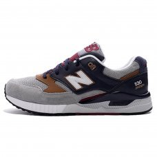 Мужские New Balance 530 Dark Blue/Grey