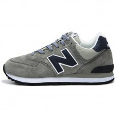 Мужские New Balance 574 Light Gray/Blue