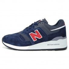 Мужские New Balance 997 Blue/Red