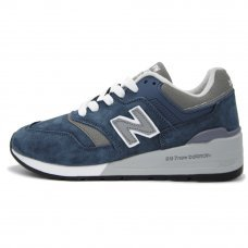Мужские New Balance 997 Blue/Gray