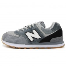 Мужские New Balance 574 Blue/Grey/Black
