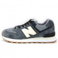 Мужские New Balance 574 Blue/Grey/White