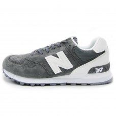 Мужские New Balance 574 Grey/White