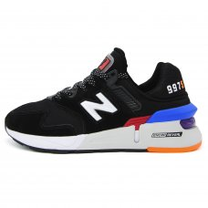 Женские New Balance 997 S Black/White/Blue