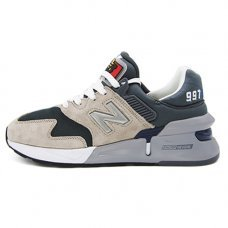 Мужские New Balance 997 S Beige/Black/Gray
