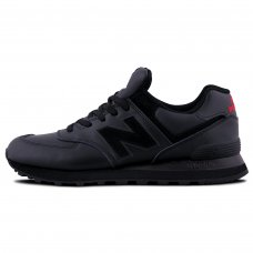 Мужские New Balance 574  Triple Black