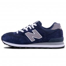 Унисекс New Balance 574 Dark Blue/Gray