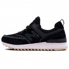 Мужские New Balance 574 Sport Black/White