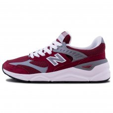 Унисекс New Balance X-90 Burgundy/Grey